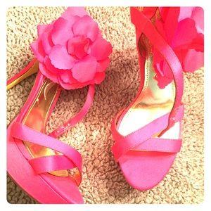 9e75c23dac2 Women s Fuschia Heels For Wedding on Poshmark